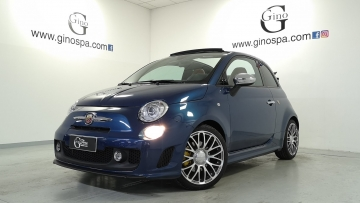 ABARTH 500 500 Cabrio Italia 1.4 16v 160 CV Limited Edition